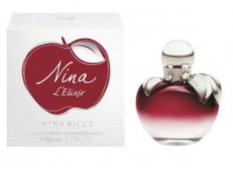 Nowa woda perfumowana Nina Ricci.