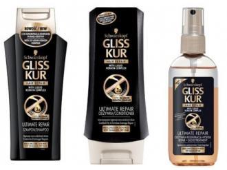 Rewolucja w regeneracji włosów od Gliss Kur