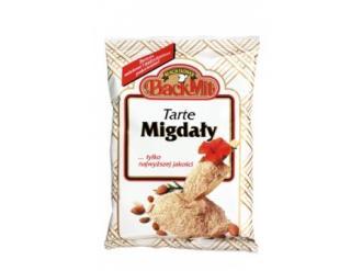 Tarte Migdały marki BackMit – do ciast z migdałowym akcentem
