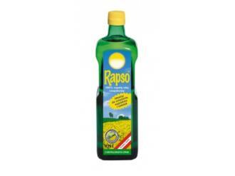 Z miłości do natury, czyli od nasiona rzepaku do butelki 100% czystego, ekologicznego oleju rzepakowego marki Rapso