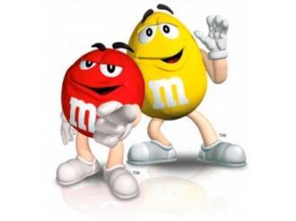 Konkurs: Wygraj słodką paczkę M&M's
