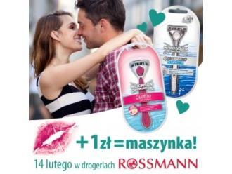 Wilkinson promuje gładkie pocałunki