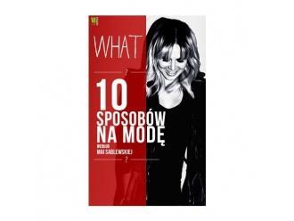 Konkurs: Wygraj książkę Mai Sablewskiej