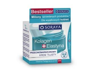 Konkurs: wygraj przeciwzmarszczkowy krem marki Soraya