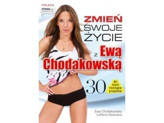 """Konkurs: Wygraj książkę """"Zmień swoje życie z Ewą Chodakowską"""""""