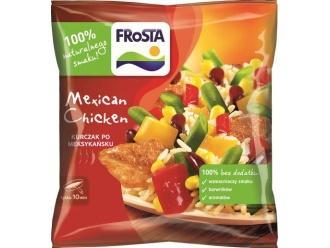 Meksyk w 10 minut – Mexican Chicken marki FRoSTA