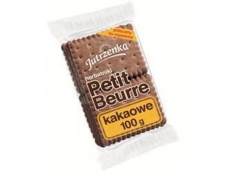 Wiosenne słodkości z Petit Beurre kakaowe Jutrzenki