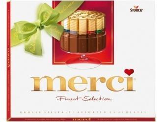 Konkurs: Tylko dziś wieczorem szansa na czekoladki Merci