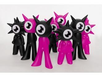 Obcy już tu są! Freak Family: Sataniki, Saiko i Soso wylądowali!