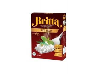Ryż Biały marki Britta – ryż w roli głównej