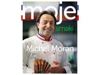 """Konkurs: Wygraj książkę """"Moje smaki"""" Michela Morana"""