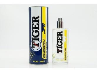 Konkurs: Wygraj męską wodę toaletową TIGER Energy