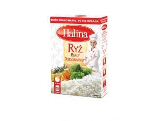 Kulinarne inspiracje z Ryżem Białym Długoziarnistym Halina