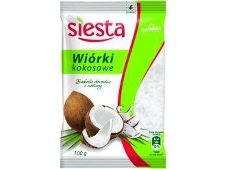 Wiórki kokosowe Siesta  -  baza do karnawałowych eksperymentów