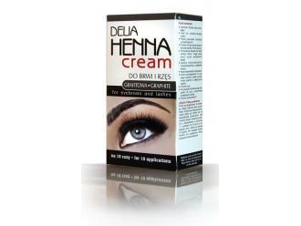 Zaczaruj spojrzeniem! – henna do brwi i rzęs Delia Cosmetics