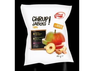 CHRUP JABŁKO! toffi Crispy Natural