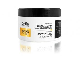 Regeneracja skóry z Argan Care od Delia Cosmetics