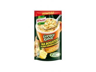Nowe puree ziemniaczane od Gorącego Kubka Knorr