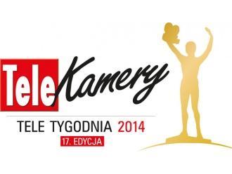 Tele Tydzień wręczył statuetki laureatom Telekamer 2014