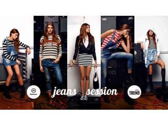 Jeans Session - damska kolekcja House