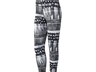 Legginsy adidas Allover Print Three-Quarter