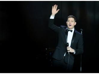 Michael Bublé wystąpi w Krakowie