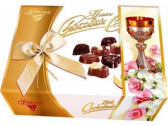 Komunijna kolekcja słodyczy od Solidarności
