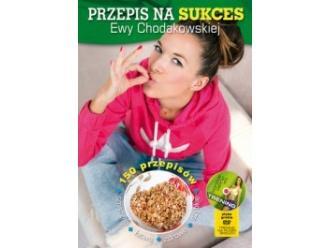 """Nowość na półce: """"Przepis na sukces Ewy Chodakowskiej. Moje wybory, moja dieta, moje ćwiczenia   DVD"""""""