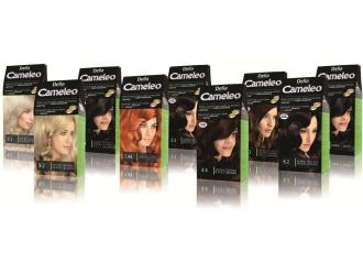 Głęboki kolor i podwójna ochrona włosów – linia farb do włosów Cameleo od Delia Cosmetics