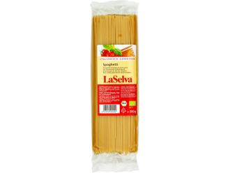 Makaron Spaghetti  BIO marki LaSelva – włoskie przysmaki na polskim stole