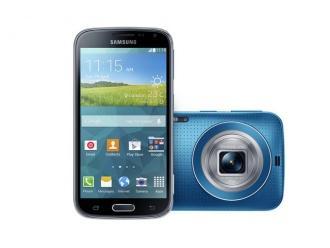 Samsung przedstawia GALAXY K Zoom – smartfon dla fotografów