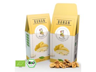 PUFFINS przedstawia – puffingowane Banany BIO – nowa jakość naturalnych przekąsek