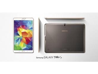 Samsung GALAXY Tab S - odkryj świat prawdziwych kolorów