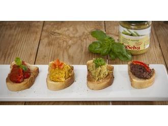 Włoska kuchnia - Bruschetta - jak to ugryźć? Jak przyrządzić?