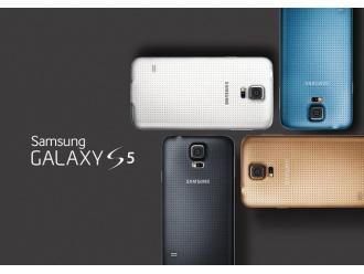 GALAXY S5 – bardzo czuły smartfon