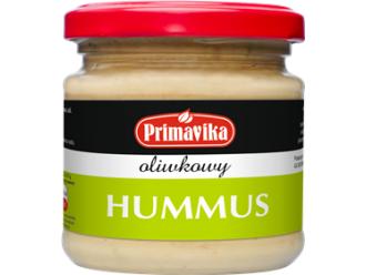 HUMMUS OLIWKOWY Primavika – zdrowa, oryginalna fuzja smaków wschodu i południa