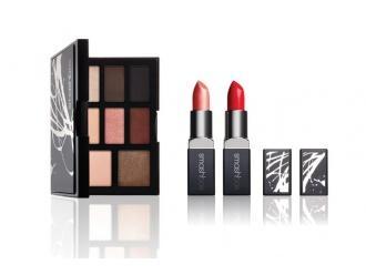 Kolekcja Cherry Smoke z limitowanej edycji Smashbox Cosmetics