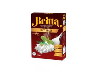 W świecie ryżu: Ryż Biały Britta