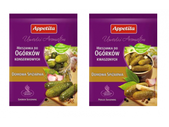 Aromatyczne przetwory z przyprawami Appetita