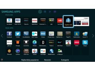 Samsung Smart TV na niepogodę