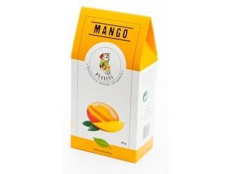BIO MANGO marki PUFFINS - nowa, rewolucyjna przekąska z owoców - jedyna na naszym rynku