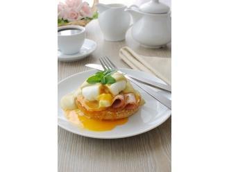 Nowojorskie śniadanie z Benedyktem