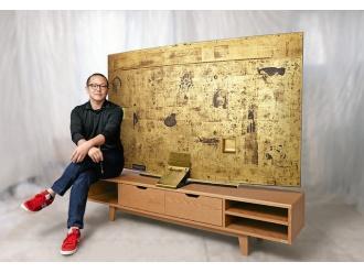 Unikatowy telewizor Samsung Curved UHD na aukcji Christie's