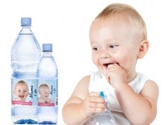 Życiodajna woda źródlana od pierwszych dni życia