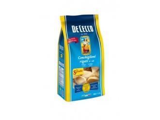 Doskonały smak makaronu zamknięty w Dużych Muszlach - Conchiglioni Rigati włoskiej firmy De Cecco