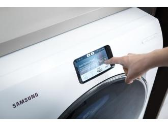 Kochanie, to jest męskie pranie – Samsung Crystal Blue