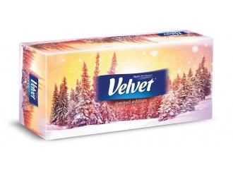 Limitowana, zimowa edycja chusteczek Velvet