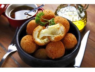 Kuleczki z żółtym serem