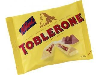 Odrobina słodkości w najwyższej jakości – mini wersja szwajcarskiej czekolady Toblerone