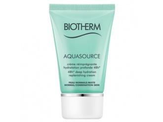Matujący krem nawilżający Aquasource Deep Hydration Replenishing Gel Biotherm